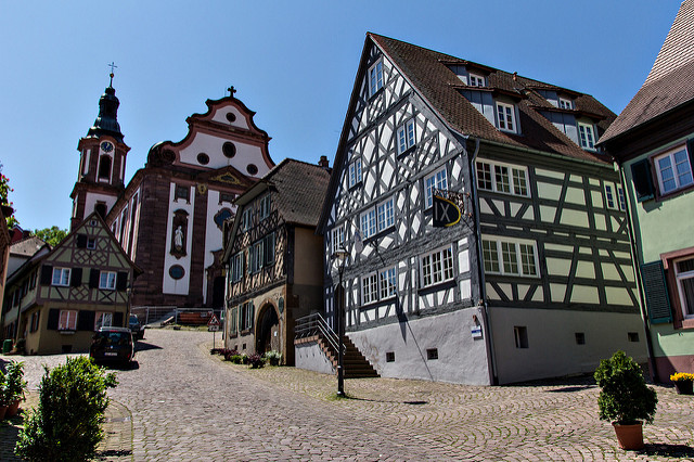 Barocke Altstadt Ettenheim