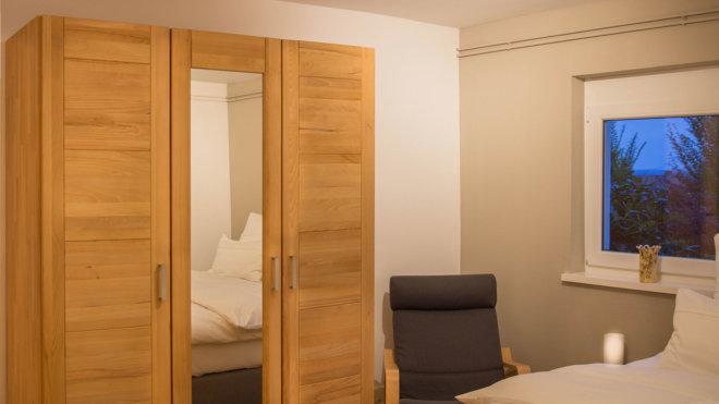 Sessel Doppel-Schlafzimmer 2